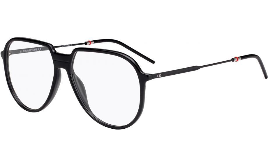 b724e7df1e3b Dior Homme BLACKTIE 258 807 56 Glasses - Free Shipping