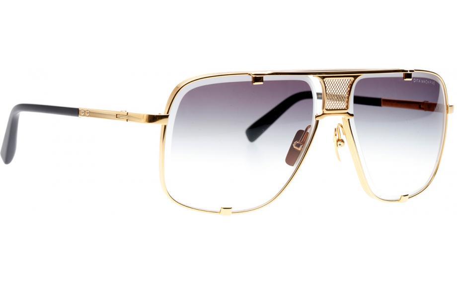 9b2e61610c8 Dita DRX-2087-F-GLD-LTD-64 Sunglasses - Free Shipping