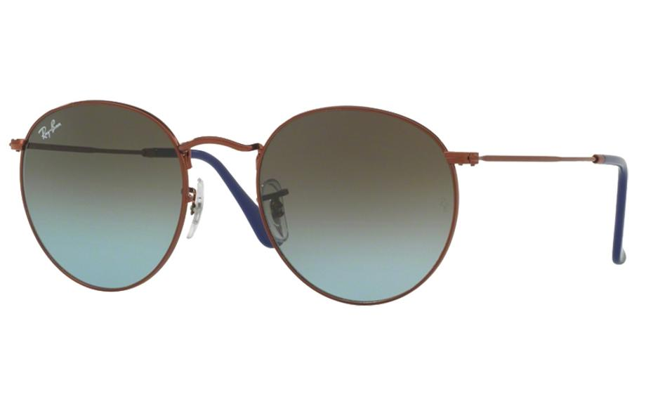 Ray-Ban Round Metal RB3447 900396 47 Sunglasses - Free Shipping   Shade  Station fb618a29303e